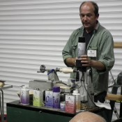 Terry Smart of Chestnuts Products
